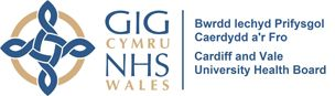 Cardiff & Vale UHB Nurse Bank Shifts Logo